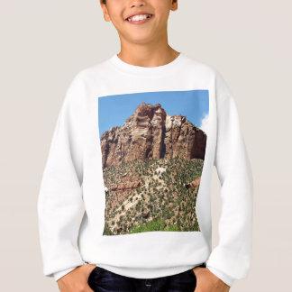 Der Osttempel Zion Nationalpark in Utah Sweatshirt