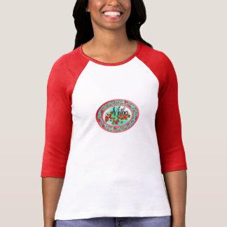Der ovale Tag der Rosen-Mutter T-Shirt