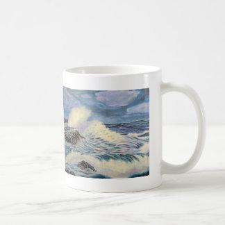 Der Ozean - eine Kraft der Natur Kaffeetasse