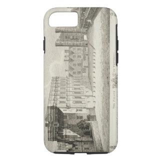 Der Palast von Whitehall, von einem Zeichnen im iPhone 8/7 Hülle