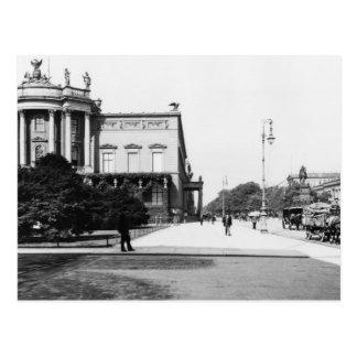 Der Palast von Wilhelm I Postkarte