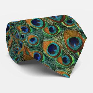 Der Pfau-Feder-Krawatte der Männer, Krawatte