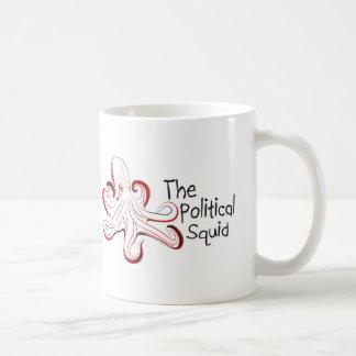 Der politische Tintenfisch Tee Tasse