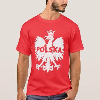 Der Polska Polen der Männer Adler-T - Shirt