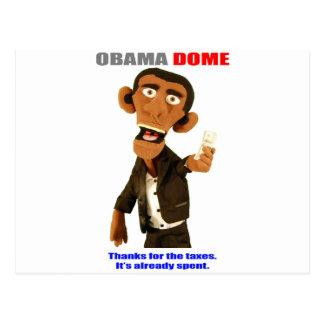 Der Präsident will Ihre Steuer-Dollar Postkarte
