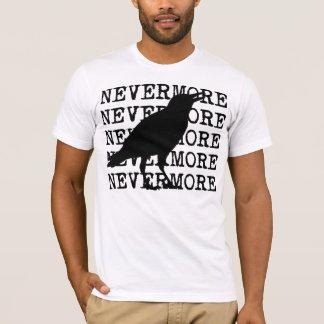Der Rabe durch T - Shirt Edgar Allan Poe Nevermore