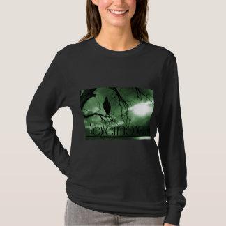 Der Rabe - nie wieder Sunbeams-Baum - Grün T-Shirt