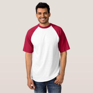 Der Raglan-Baseball-T - Shirt der Männer
