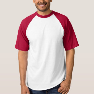 Der Raglan-Baseball-T - Shirt DIY der Männer