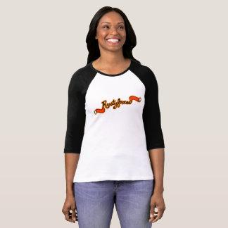 """Der Raglan-Shirt Rustyfoxes Frauen """"kundengerecht T-Shirt"""