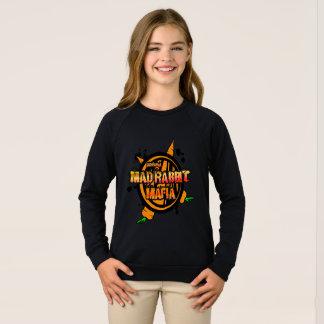 Der Raglan-Sweatshirt der wütenden Sweatshirt