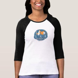 Der Raglan-T-Stück 2016 der T-Shirt