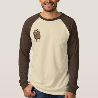 Der Raglan-T-Stück der Spitzen-Männer T-Shirt