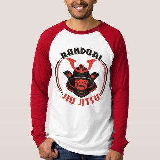 Der Randori Jiu Jitsu der Männer langer T-Shirt