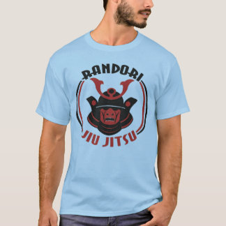 Der Randori Jiu Jitsu der Männer T - Shirt