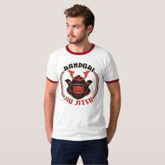 Der Randori Jiu Jitsu der Männer Wecker-T - Shirt