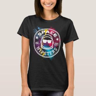 Der Raum-Hipster-Nebelfleck-T - Shirt der Frauen