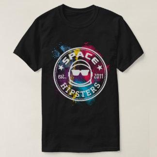 Der Raum-Hipster-Nebelfleck-T - Shirt der Männer