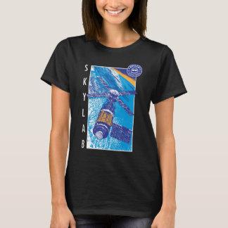 Der Raum-Hipster-Skylab-T - Shirt der Frauen