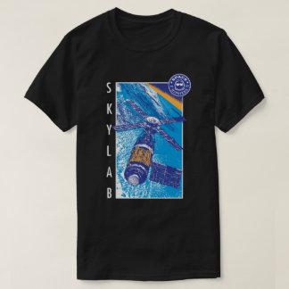 Der Raum-Hipster-Skylab-T - Shirt der Männer