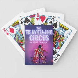 Der reisende Zirkus Bicycle Spielkarten