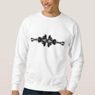 Der Rorschach der Männer Crew Sweatshirt