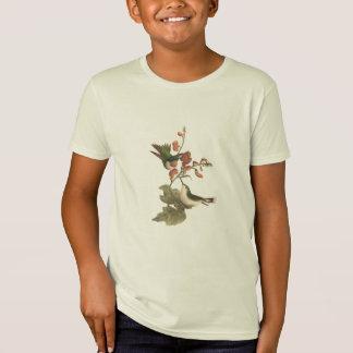 Der Rot-throated Kolibri (Trochilus colubris) T-Shirt