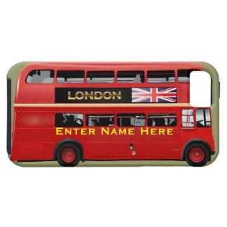 Der rote London-Bus iPhone 5 Schutzhüllen