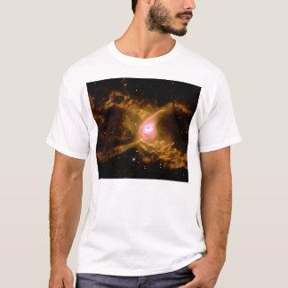Der rote Spinnen-planetarische Nebelfleck NGC 6537 T-Shirt
