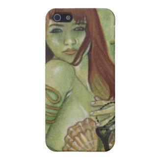 Der Schatz-Speck-Kasten der Meerjungfrau iPhone 5 Etui