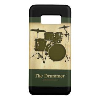 der Schlagzeuger der Band Case-Mate Samsung Galaxy S8 Hülle