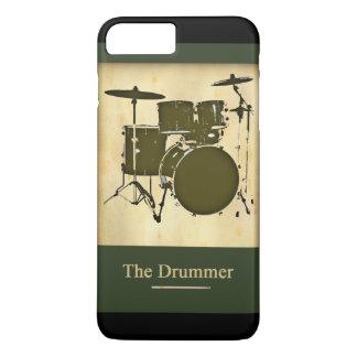 der Schlagzeuger der Band iPhone 8 Plus/7 Plus Hülle
