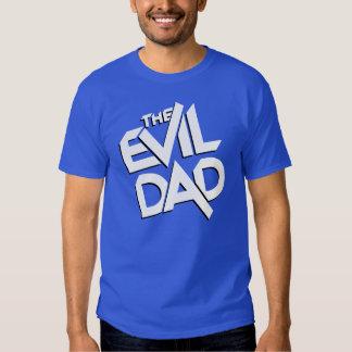 Der schlechte Vati (für den Vatertag) T-shirt
