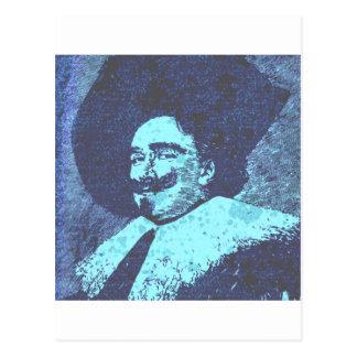 Der schneidige Kavalier Postkarte