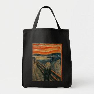 Der Schrei durch Edvard Munch Tragetasche