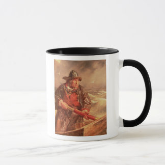 Der Seemann Tasse