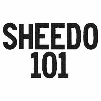Der Sheedo gestickte T - Shirt!
