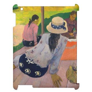 Der Siesta durch Frauen Tahiti Paul Gauguins iPad Hülle