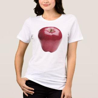 Der Sitz-Jersey-T - Shirt Apple-Frauen Bella