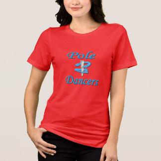 Der Sitz-Jersey-T-Stück der Frauen Bella T-Shirt