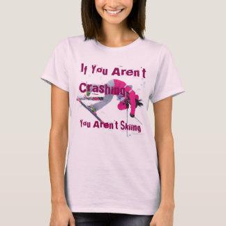Der Ski-T - Shirt der Frauen
