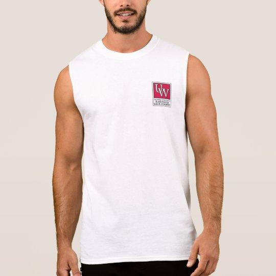 Der Sleeveless T - Shirt der Männer