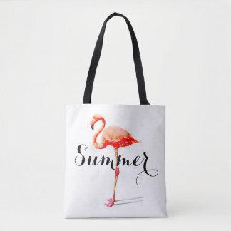 Der Sommer-Flamingo-Taschen-Tasche der Frauen Tasche