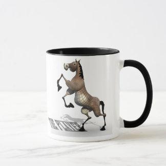 Der Spieler - PferdeTasse Tasse