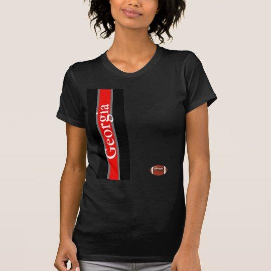 Der Sport-Team-Fußball-Jersey-T - Shirt der Frauen