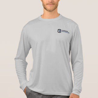 Der Sport-Tek Männer zyklischer Blockprüfung T-Shirt