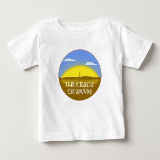 Der Sprung von Dämmerung Baby T-shirt