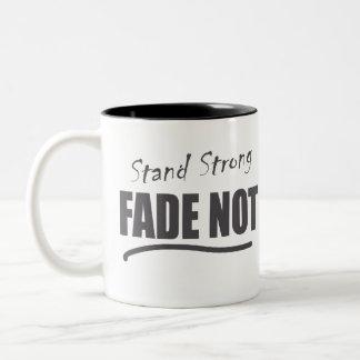 Der starke Stand verblassen nicht Kaffee-Tasse Zweifarbige Tasse