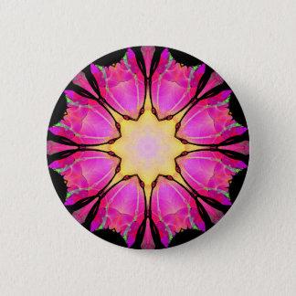 Der Stern-Knopf Runder Button 5,1 Cm