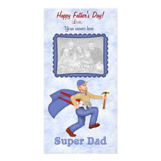 Der Supervatertag vati- Fotokarten